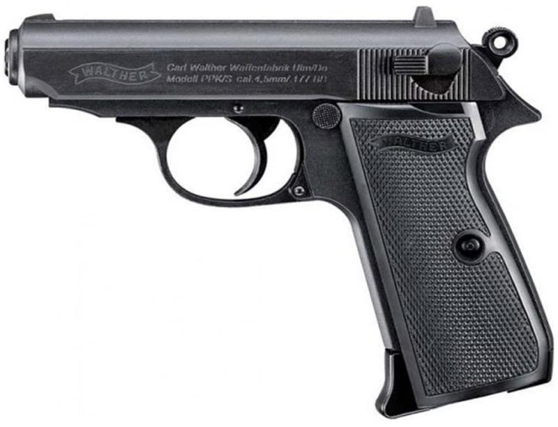 Pistola Walther PPK de CO2 para Airsoft