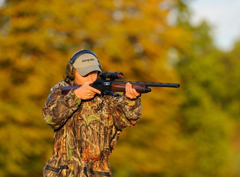 Visores Punto Rojo para Escopetas