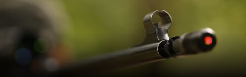 colimadores laser para rifles o carabinas