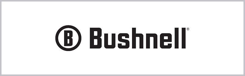 Logo de mira telescopica bushnell