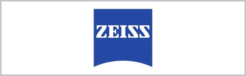 Logo de mira telescopica zeiss