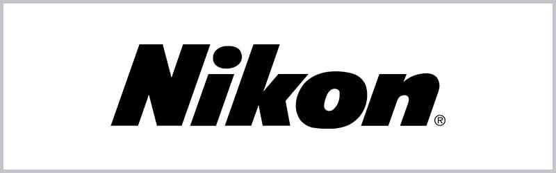 Logo de mira telescópica Nikon