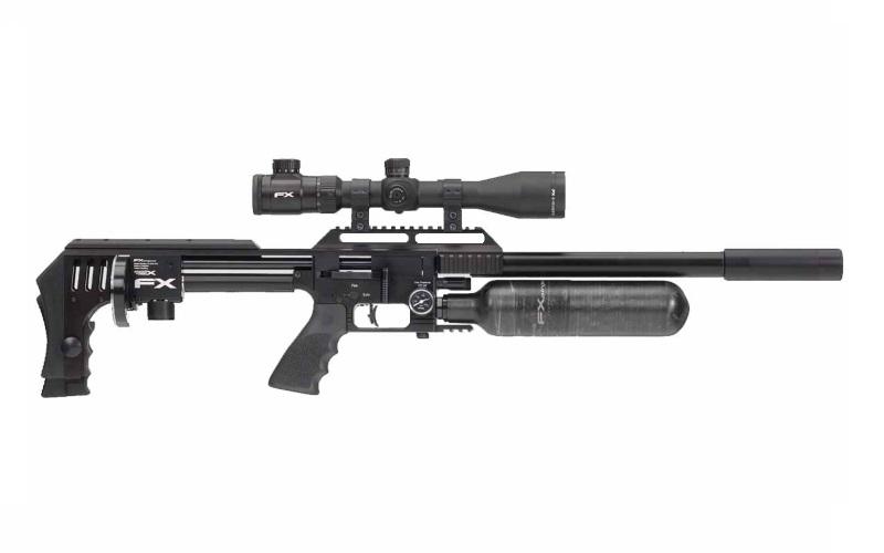 plataforma de rifles pcp