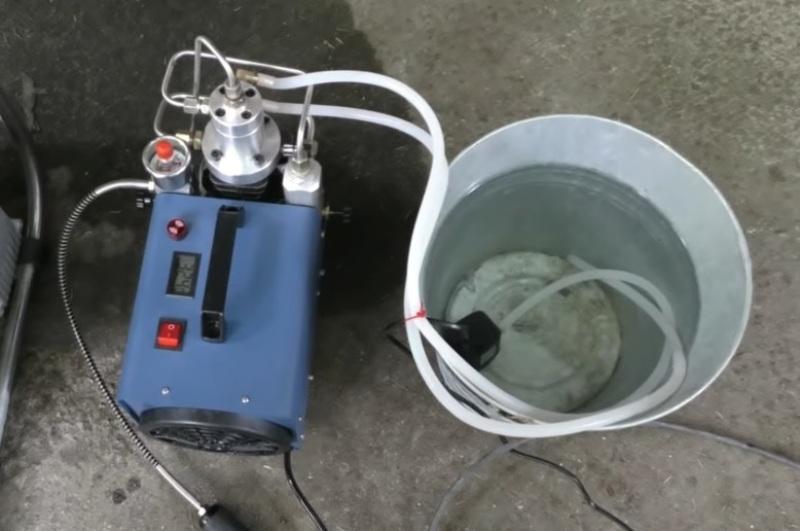 refrigeracion del compresor pcp sfeomi yh-qb01