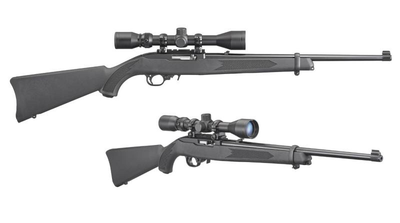 rifles o carabinas de caza calibre 22 con mira telescopica