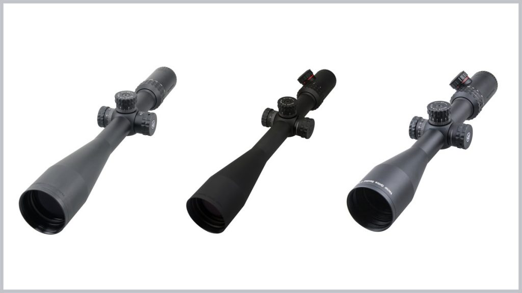 vector optics sentinel